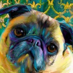 Prada: Digital Pet Portrait